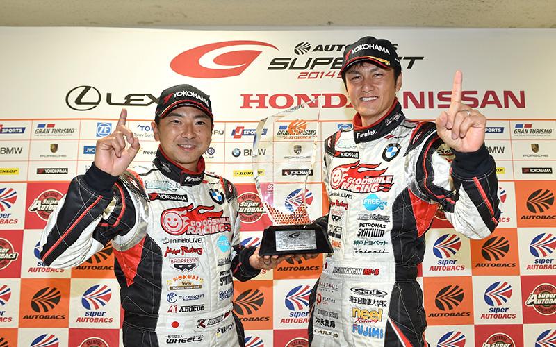 2014 AUTOBACS SUPER GT チャンピオン記者会見 [GT300]の画像