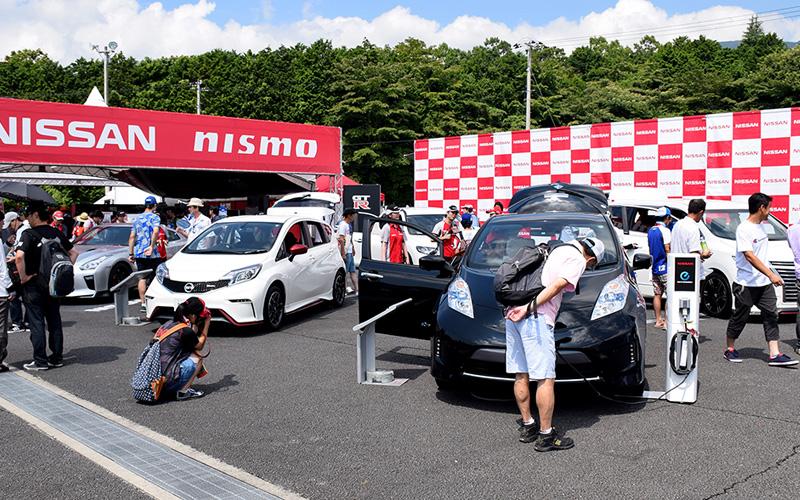 Rd.1 岡山国際サーキットに各社の様々な車が大集合!の画像