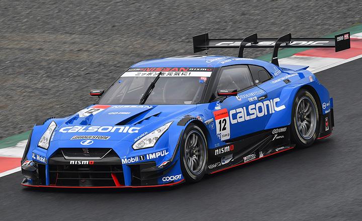 【2017開幕特集】SUPER GTマシン総覧 3 GT500/NISSAN GT-R | SUPER GT ...