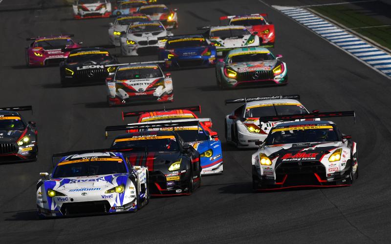 【SUPER GT 2016 総集編】GT300クラス第2回「シーズン後半戦を振り返る」の画像