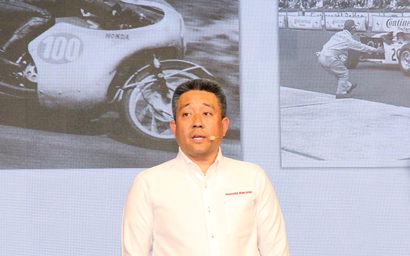 Hondaが2017年国内モータースポーツ活動計画を発表。佐伯PLがNSX-GTについて語るの画像