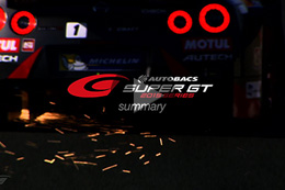 SUPER GT 2015 Series Summary