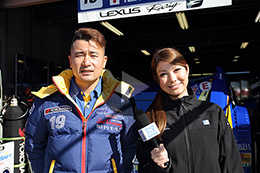 ZFオフィシャル SUPER GTレポーター 2014 ツインリンクもてぎ編