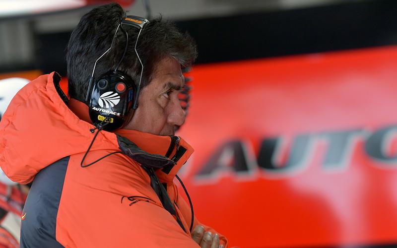 【チーム特集・第3回】「モータースポーツが愛されるようにがんばっていきたい」No.8 ARTA NSX-GT/鈴木亜久里監督の画像