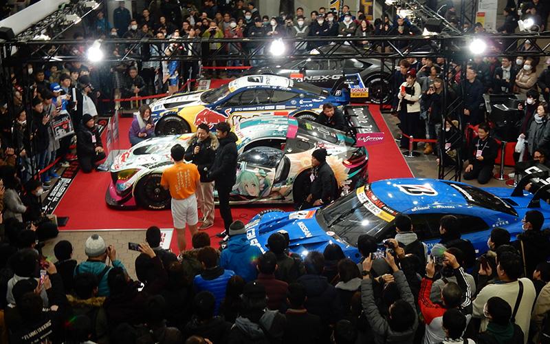 2/9(土)〜11(月祝)は大阪オートメッセでGTマシン&ドライバーに会おう!SWDCの対戦や大会も実施の画像