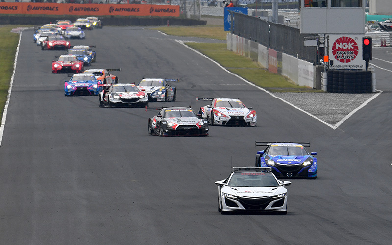 【SUPER GT基礎講座・第9回】SUPER GTの基本的な競技ルール 〜スポーティングレギュレーション〜の画像
