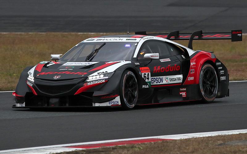 【特別交流戦:Race 2】Modulo Epson NSX-GTのカーティケヤンが日本での初勝利を手にするの画像