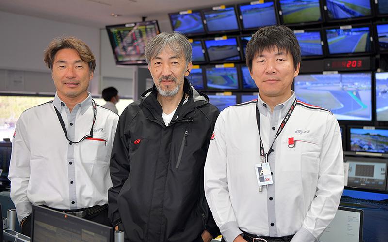 【短期連載】SUPER GTを支える派遣役員の仕事 第1回 レースダイレクター&ドライビング・スタンダード・オブザーバーの画像