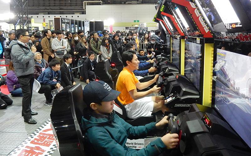 SWDC体験会とエキシビションマッチが大阪オートメッセ2019で開催の画像