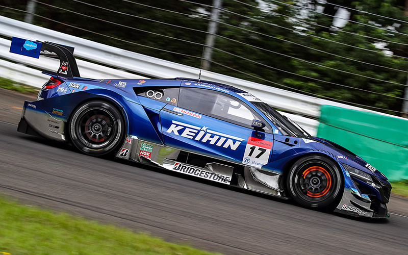 Official Test at SUGO Day 2: KEIHIN NSX-GT Fastest Again on Day 2. Top Overall in GT300 Class is HOPPY 86 MCの画像