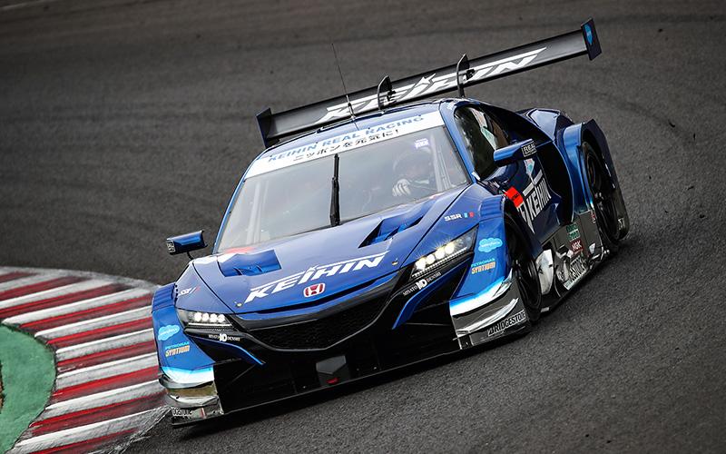 【公式テストSUGO・1日目】午前午後ともにKEIHIN NSX-GTがトップに。GT300はSUBARU BRZ R&D SPORTが最速タイムの画像
