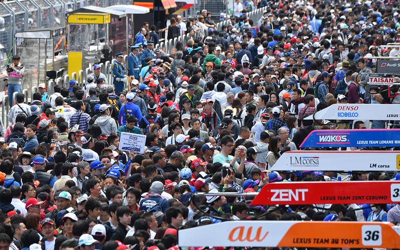 【SUPER GT基礎講座・第6回】レース以外にもあるサーキットのお楽しみ ~SUPER GTの進化するファンサービス~の画像