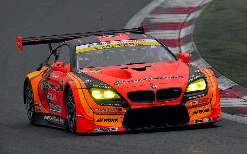 Rd.5 決勝GT300:ARTA BMW M6 GT3が記録的な富士3連勝を独走で決める!の画像