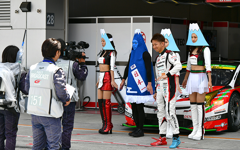 Race Day Report : 第2戦 決勝日レポート Part3の画像