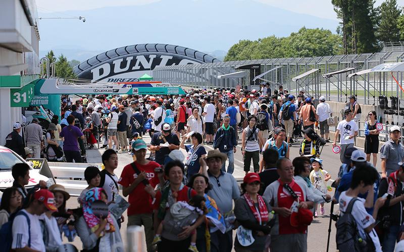 6/18,19はSUGOに公式テストを見に行こう!! GT500全車を含む40台が参加予定の画像