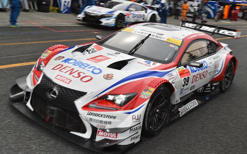 Rd.1 フリー走行:DENSO KOBELCO SARD RC Fのコバライネンがトップ!GT300はLEON AMGが最速にの画像