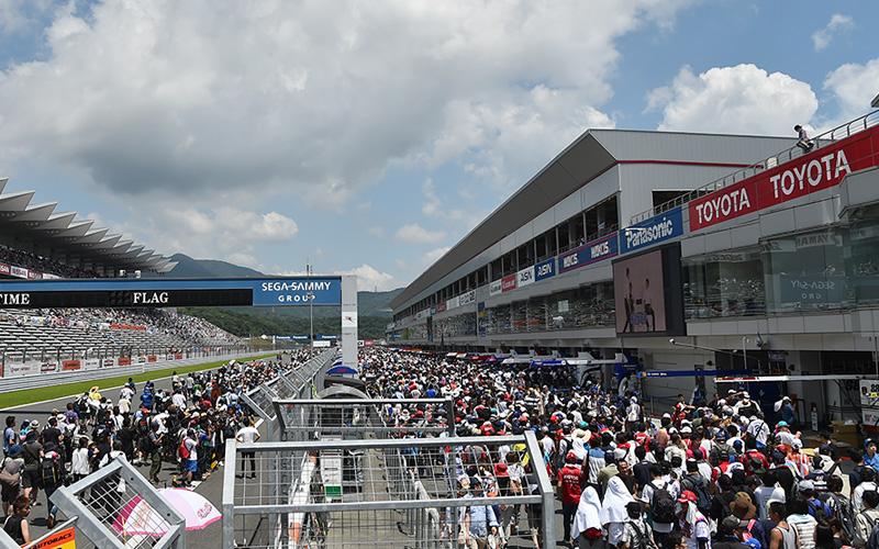 【SUPER GT基礎講座・第2回】レースを観戦しよう! ~チケット購入とサーキットの歩き方~の画像
