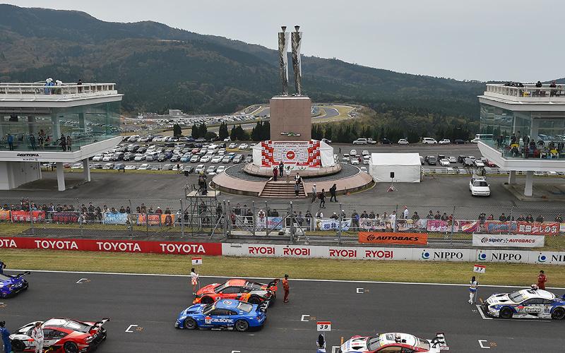 10/24-26 オートポリスで一般観覧可能なGT500新型車テスト開催! Honda NSX-GTも参加予定の画像
