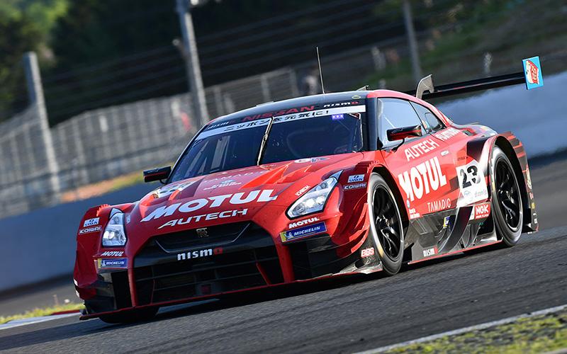 Rd.2 決勝GT500:総合力を発揮してMOTUL AUTECH GT-Rが逆転優勝を飾る!の画像