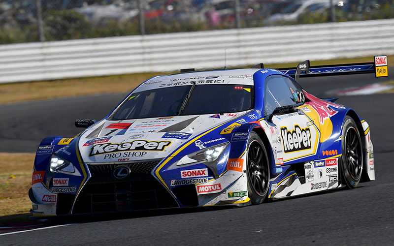 Rd.7 GT500決勝:KeePer TOM'S LC500が今季初勝利!ランキングトップの山本組とポイントで並ぶの画像
