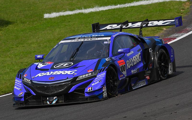 Rd.6 決勝GT500:波乱を克服してRAYBRIG NSX-GTが今季初勝利! バトンは歓喜の初優勝!!の画像