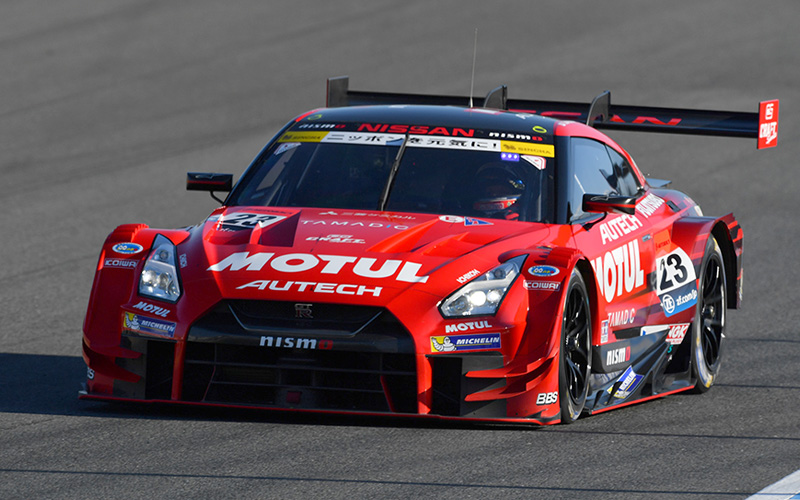 Rd.8 決勝GT500:MOTUL AUTECH GT-Rが完勝!2位のKeePer TOM'S LC500が最年少チャンピオンとなるの画像