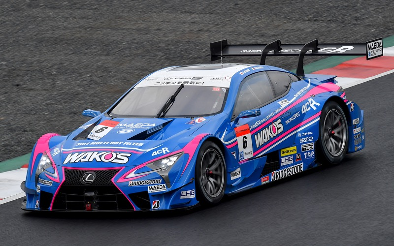 LEXUS TEAM LEMANS WAKO'S