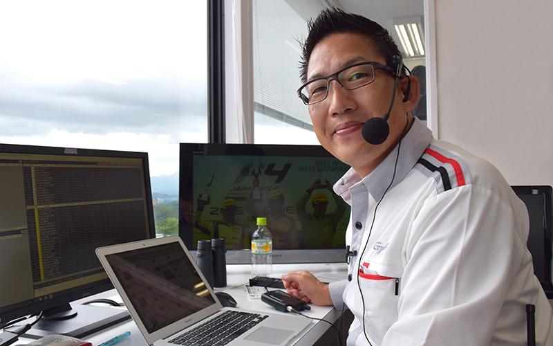 【第7戦 SUGO】ピエール北川のこれを言わせて!「SUGO戦は間違いなくおもしろいレースになるはず!あぁ、想像しただけでゾクゾクします…」の画像