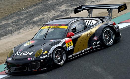 Porsche Team KTR