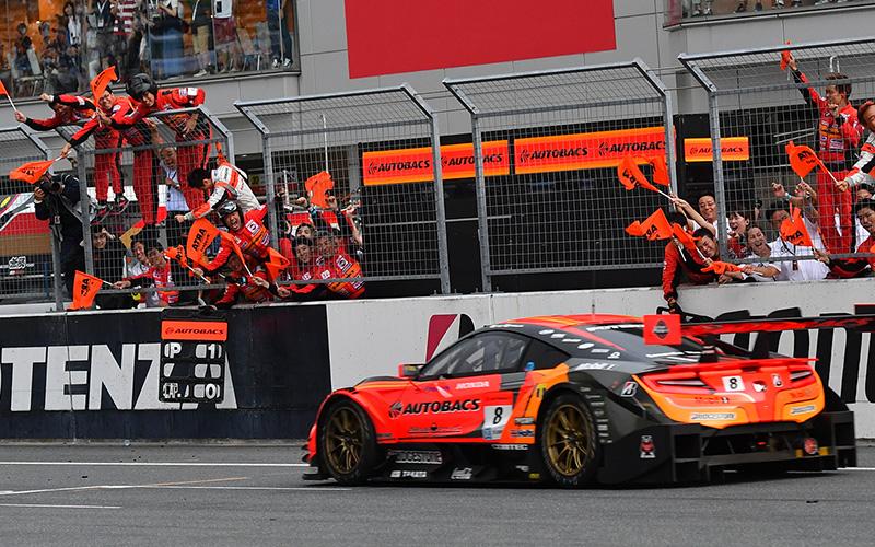 【2017年シリーズ総集編】GT500クラス 第3回「悪夢から復活の2勝! NSX-GTの飛躍」の画像