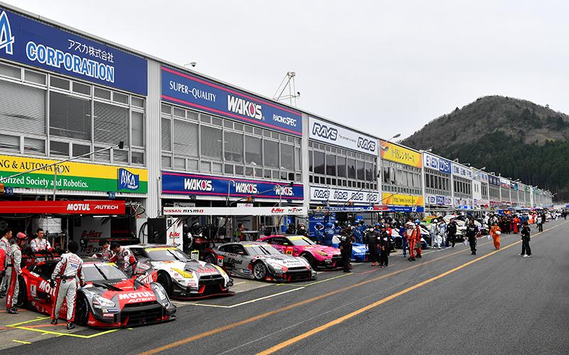 2017年のSUPER GTルール改定のポイント第2回【車両とエンジン/プラクティスセッション】の画像