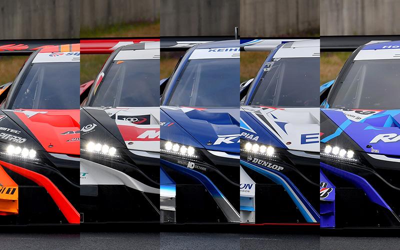 【2017開幕特集】SUPER GTマシン総覧 2 GT500/Honda NSX-GTの画像