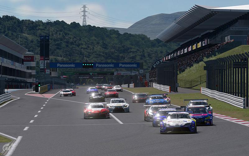 「SGT × GTS Special Race」6/21(日)にYouTubeでプレミア公開!車両リバリーデータもご紹介の画像