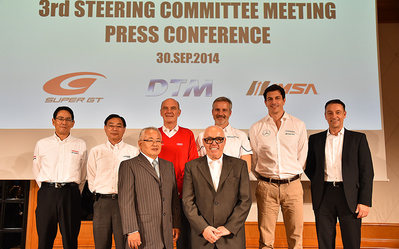 第3回ステアリングコミッティ:日米欧の新規定名「Class One」合意。DTMも直4ターボにの画像