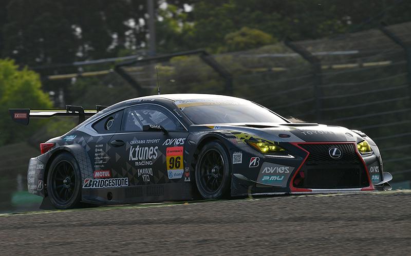 Rd.3 決勝GT300:速さで勝負したK-tunes RC F GT3が鈴鹿300kmを完勝!の画像