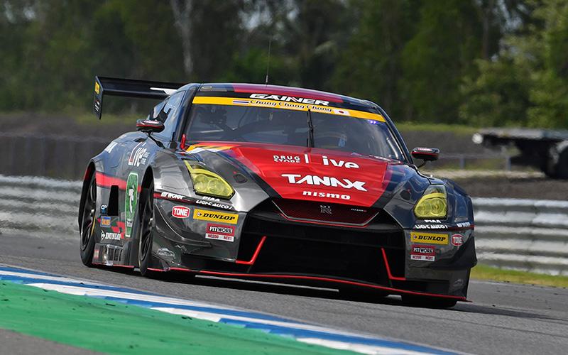 Rd.4 決勝GT300:接戦のレースをGAINER TANAX GT-Rが予選4位から逆転優勝!の画像