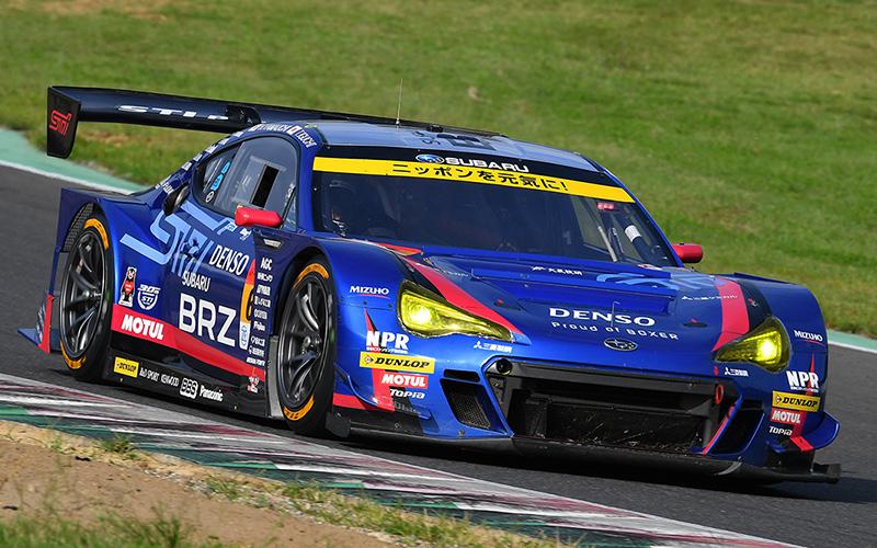Rd.6 決勝GT300:SUBARU BRZ R&D SPORTがポール・トゥ・ウインの完勝を果たす!の画像