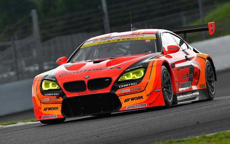 Rd.5 決勝GT300:ARTA BMW M6 GT3が逃げ切り!! ARTAがダブルでポール・トゥ・ウイン!の画像