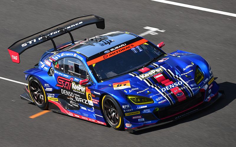 Rd.5 決勝GT300:SUBARU BRZ R&D SPORTが決勝でも速さを見せてポール・トゥ・ウインを決める!の画像