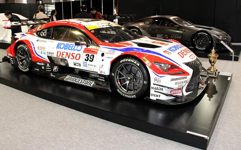 SUPER GTブースも登場!東京オートサロン(1/12-14)でGTマシン&ドライバーに会おう!の画像