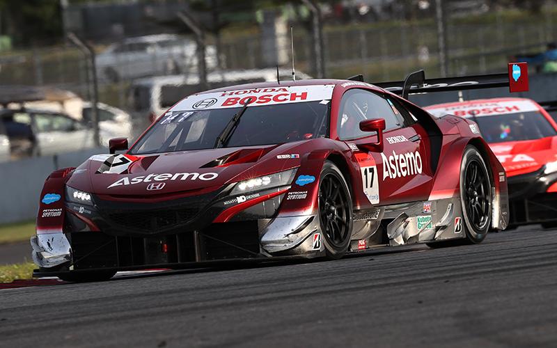 Rd.2 決勝GT500:最終周まで激闘の500kmをAstemo NSX-GTが制す!猛追2台のGR Supraはわずかに届かずの画像