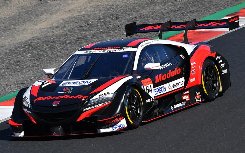 Modulo Nakajima Racing