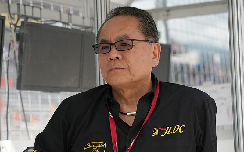 【チーム特集・第40回】「ランボルギーニのすばらしさをお伝えしたい」No.87 ショップチャンネル ランボルギーニ GT3/則竹功雄監督の画像