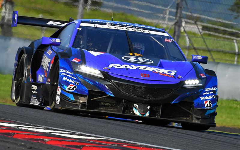 Rd.5 決勝GT500:2~3位コメントの画像