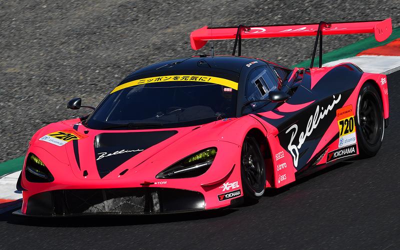 McLaren Customer Racing Japan