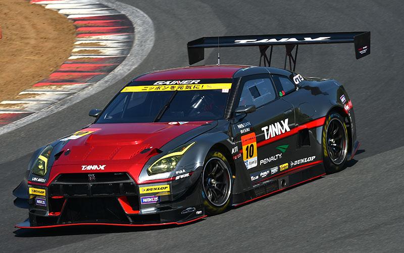 Rd.2 決勝:ノーミスのGAINER TANAX GT-Rが独走優勝!GT-Rがワン・ツーを決めるの画像