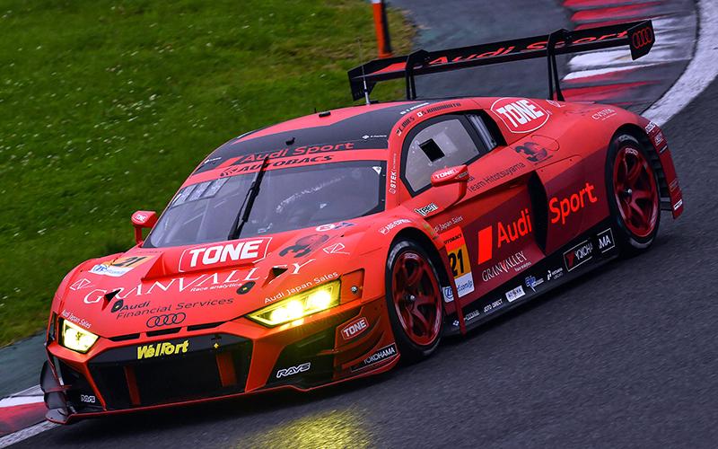 Audi Team Hitotsuyama