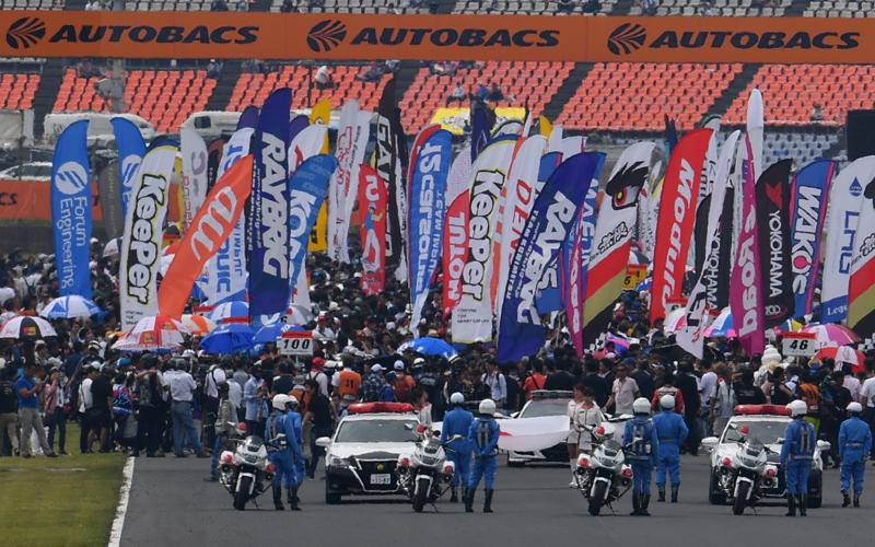 2018年SUPER GT開催スケジュール オートポリス大会の日程を変更の画像