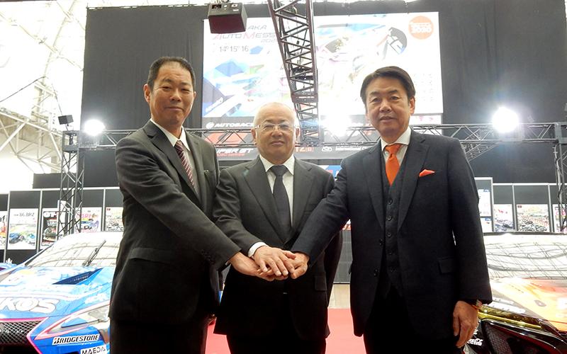 大阪オートメッセ2020開幕! 新型GTマシン&チャンピオンカー展示やドライバートークショーなど見どころがたくさん!の画像