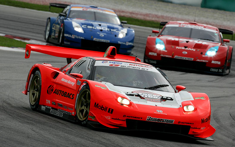 【SUPER GT 名勝負列伝】「灼熱のリベンジマッチ。ARTA NSXの伊藤が完勝」2006年第4戦セパンの画像